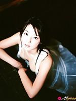 Nozomi Sasaki Asian is so sensual while spoiling her titties